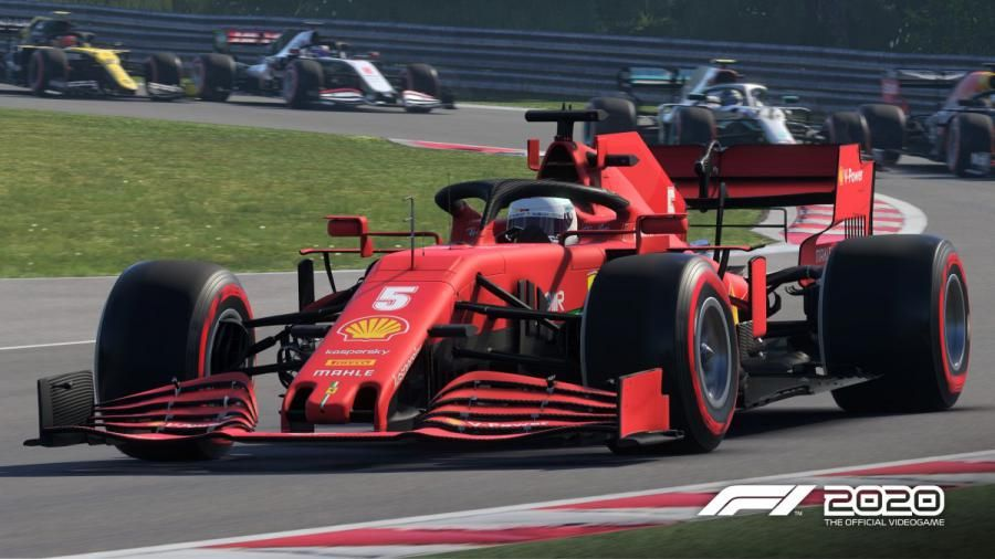 F1 2020 Hungary Screen 02 4K 5c46e