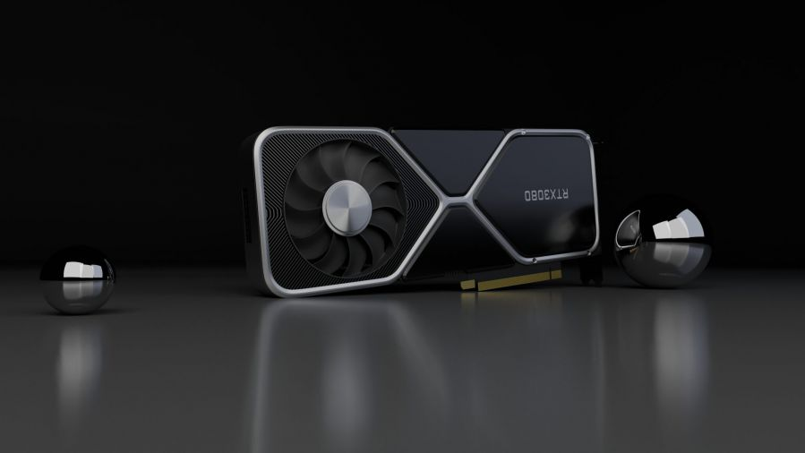 NVIDIA GeForce RTX 3080 Graphics Card 46327