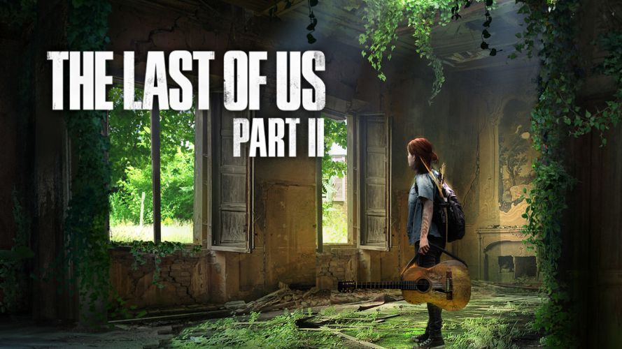the last of us part 2 Wall 2 5e973