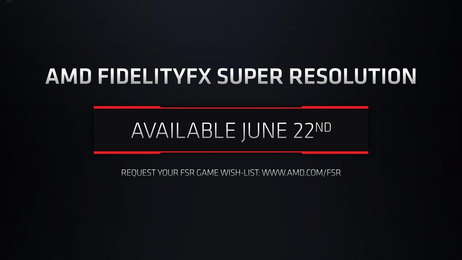AMD FSR 2 94707