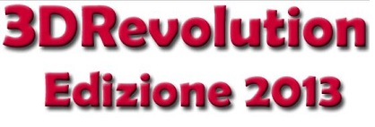 [Reportage] 3DRevolution 2013, l'expo Romano della tecnologia in ambito Server e WorkStation