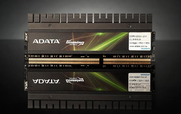 ADATA XPG Gaming v2.0 series DDR3 2600G