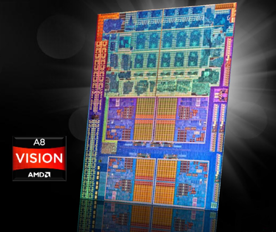 AMD Llano A8-3850, computational and graphics performance of the Desktop APU
