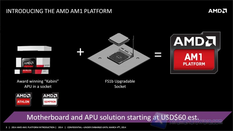 AMD: è il momento di AM1
