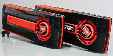 AMD Radeon HD 7970 GHz Edition in test