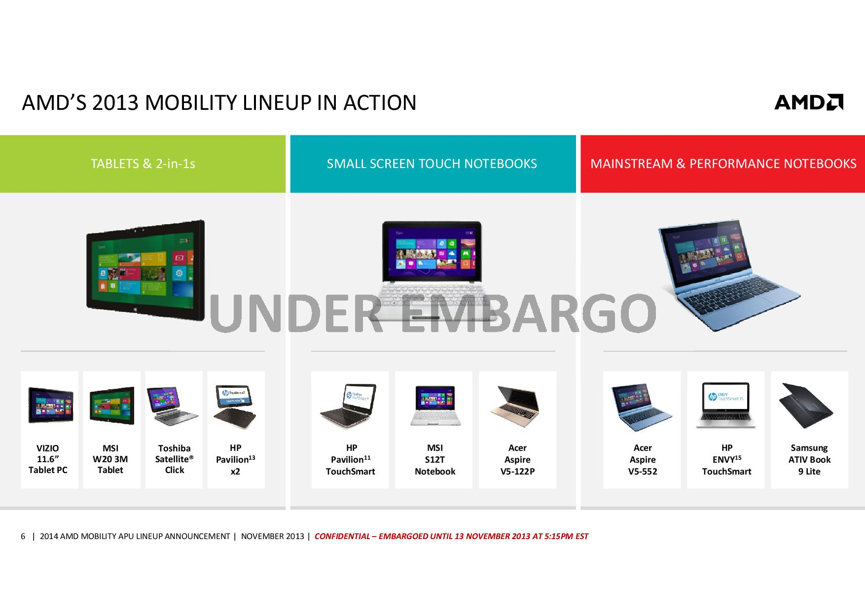 AMD Mobility APU Lineup Announcement Press Deck-006