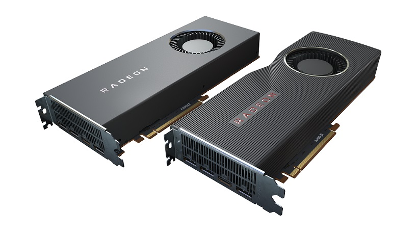 AMD Radeon RX 5700 Series graphics cards
