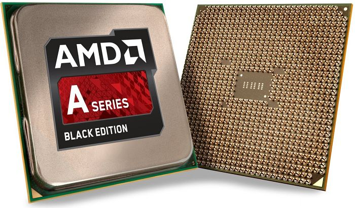 AMD APU Balck edition a series