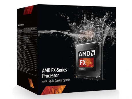 Il processore AMD FX-9590 avrà in bundle un cooler a liquido