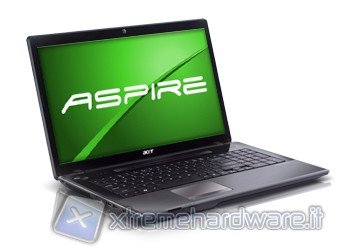 Acer Aspire 5253, low cost notebook with AMD E-350 APU