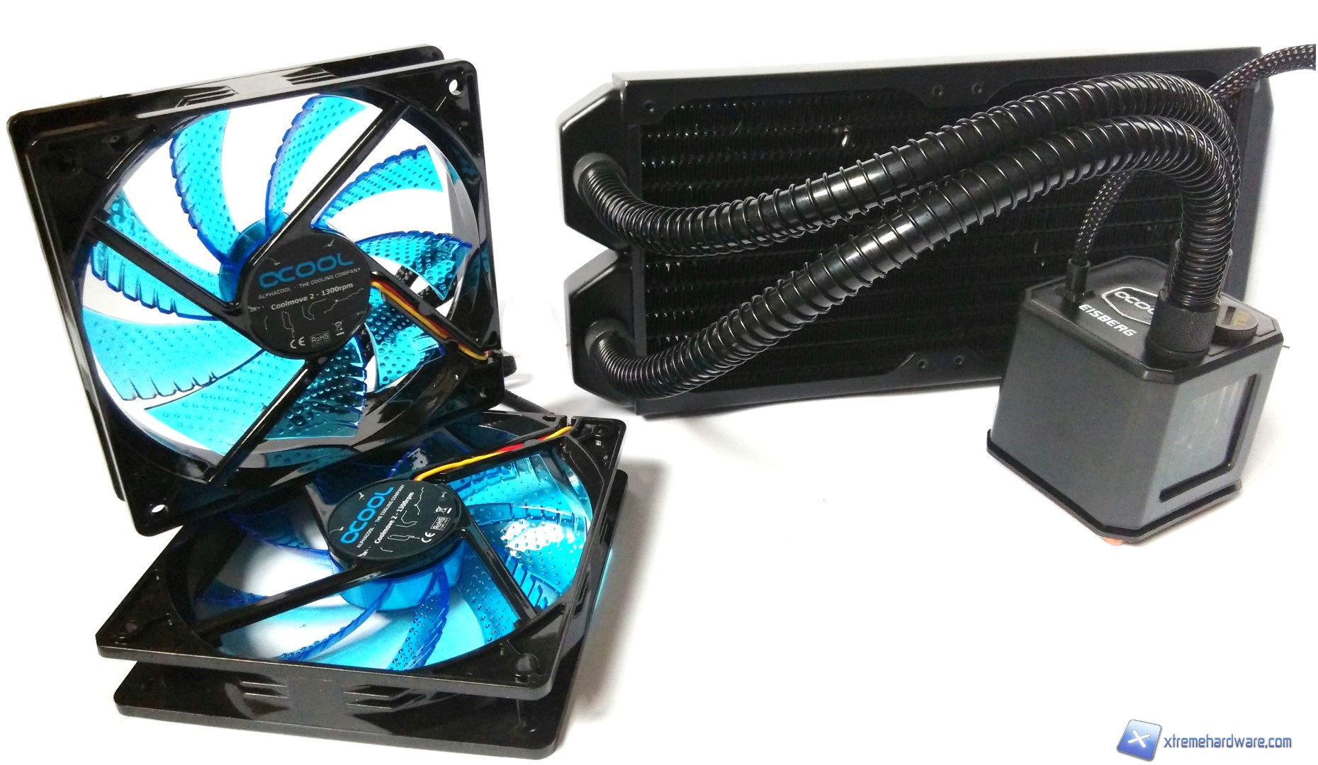 Alphacool Eisberg 240 CPU, l'AIO best buy arriva dalla Germania!