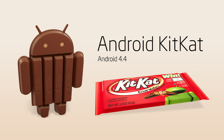 ANDROID-KITKAT NAMING