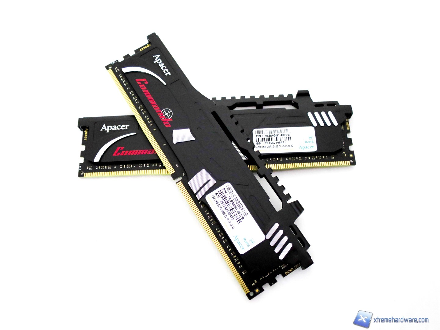 Apacer Commando DDR4 9