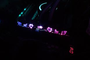 Apacer PANTHER RAGE RGB LED 2