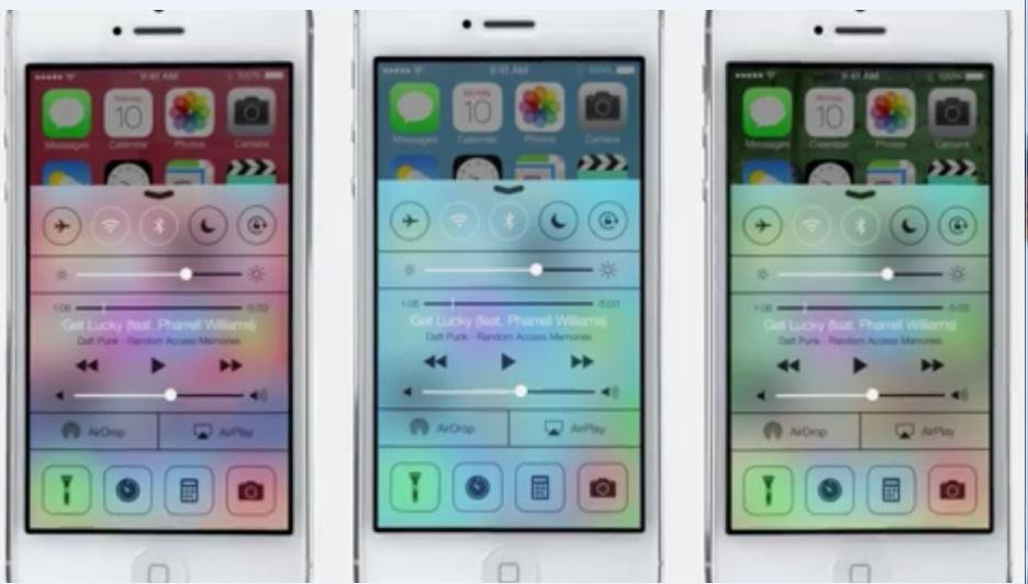 Apple iOS 7 07