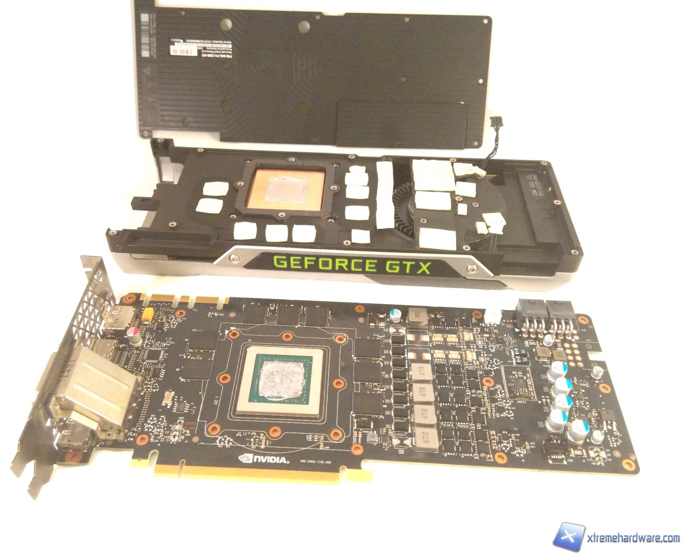 Aquacomputer Kryographics GTX 980 acrylic glass edition, top quality