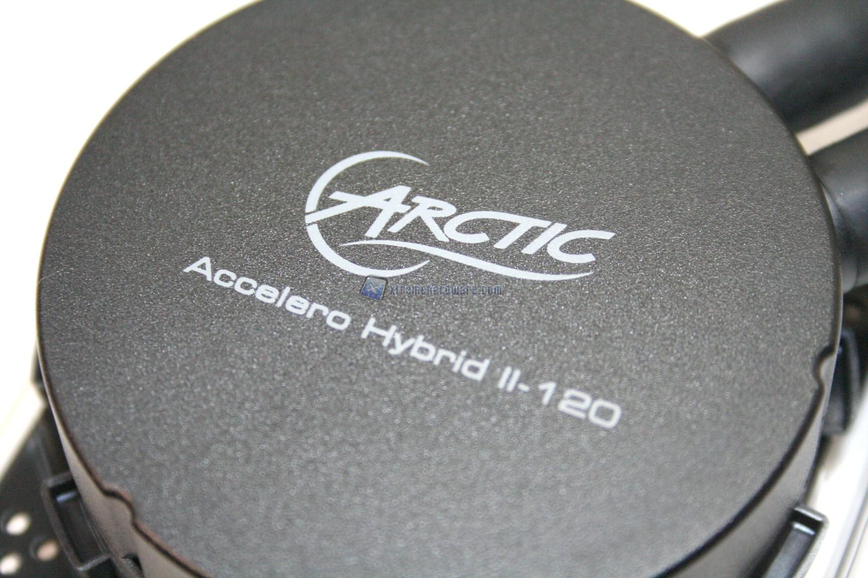 ARCTIC Accelero Hybrid 2 - 120: la 2 0 del dissipatore VGA