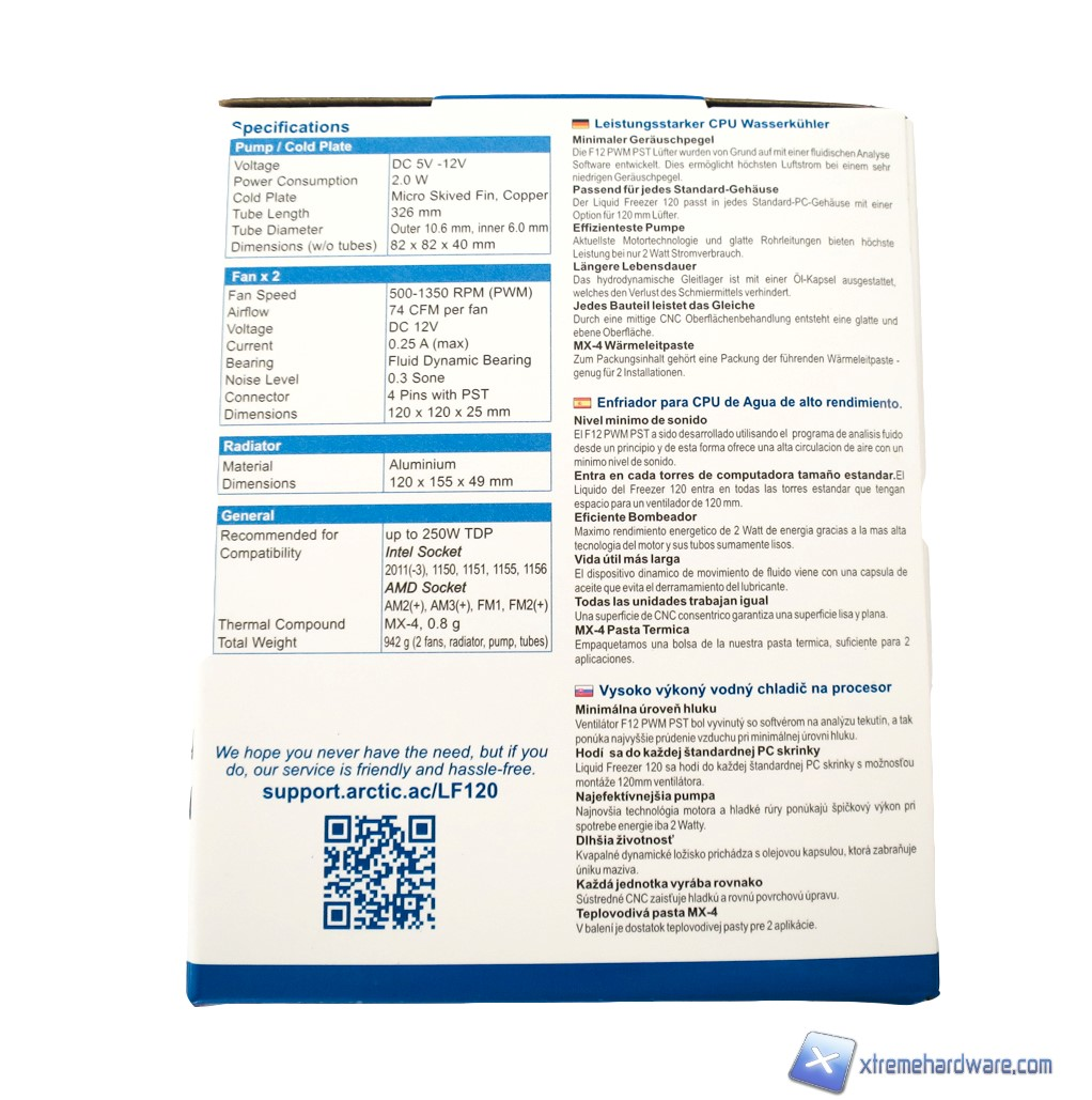 Arctic Cooling Liquid Freezer 120 Page 2 Results From 2