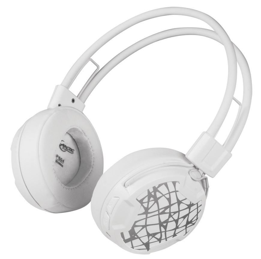 Cuffie Arctic P604 Wireless e Bluetooth