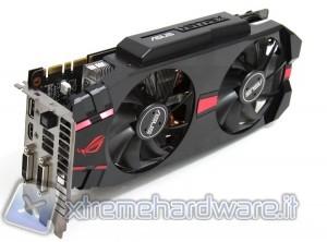 ASUS Matrix GTX 580 Platinum: overclock secondo ASUS