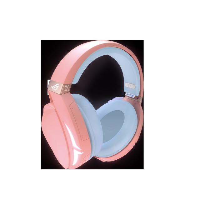 ROG Strix Fusion 300 PNK LTD gaming headset 2