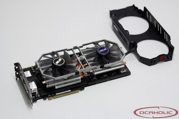 ASUS Matrix HD7970 Platinum 4