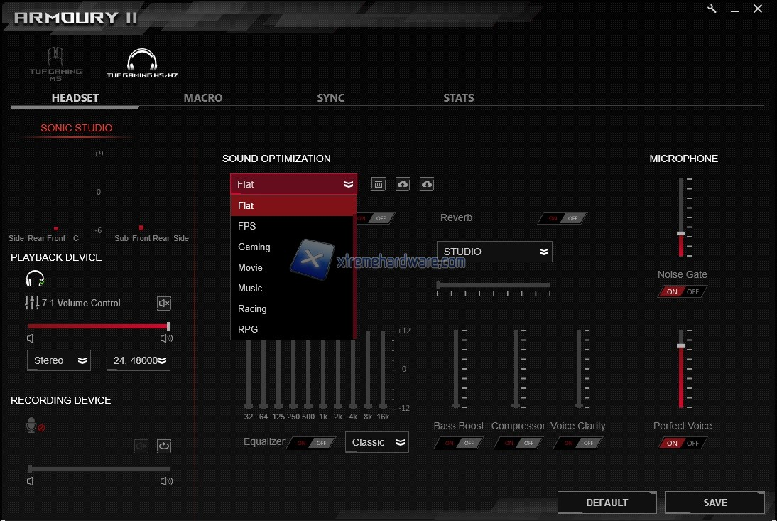 ASUS TUF Gaming H5 - Stereo o 7 1 Surround - Page 2 - Results from #4