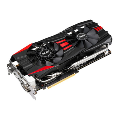 ASUS GeForce GTX 780 DirectCU II disponibile a breve