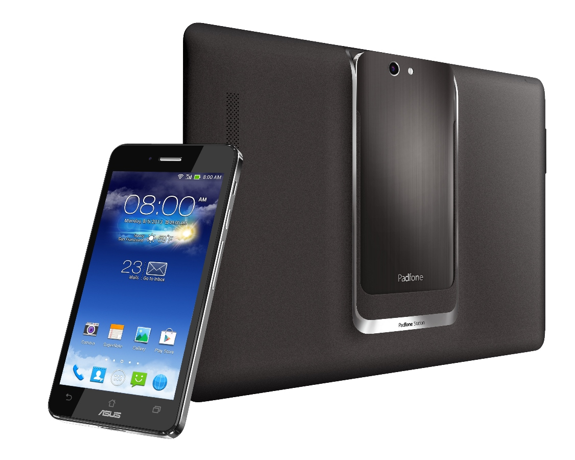 Disponibile l'ASUS The New PadFone