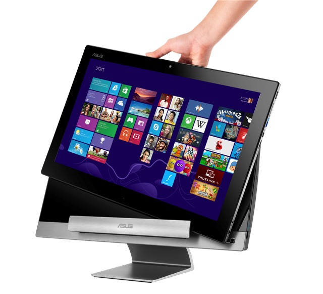 ASUS presenta il Transformer AiO PC con tablet removibile e Qube con streamer multimediale Google TV