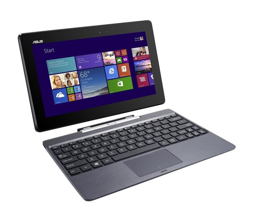 ASUS Transformer Book T100: notebook/tablet con Windows 8.1