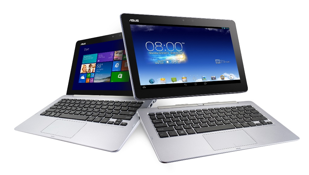 ASUS Transformer Book Trio bis