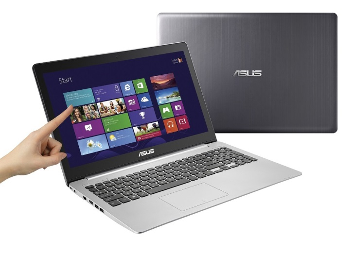 Disponibile l'ASUS VivoBook S551 ultrabook touch