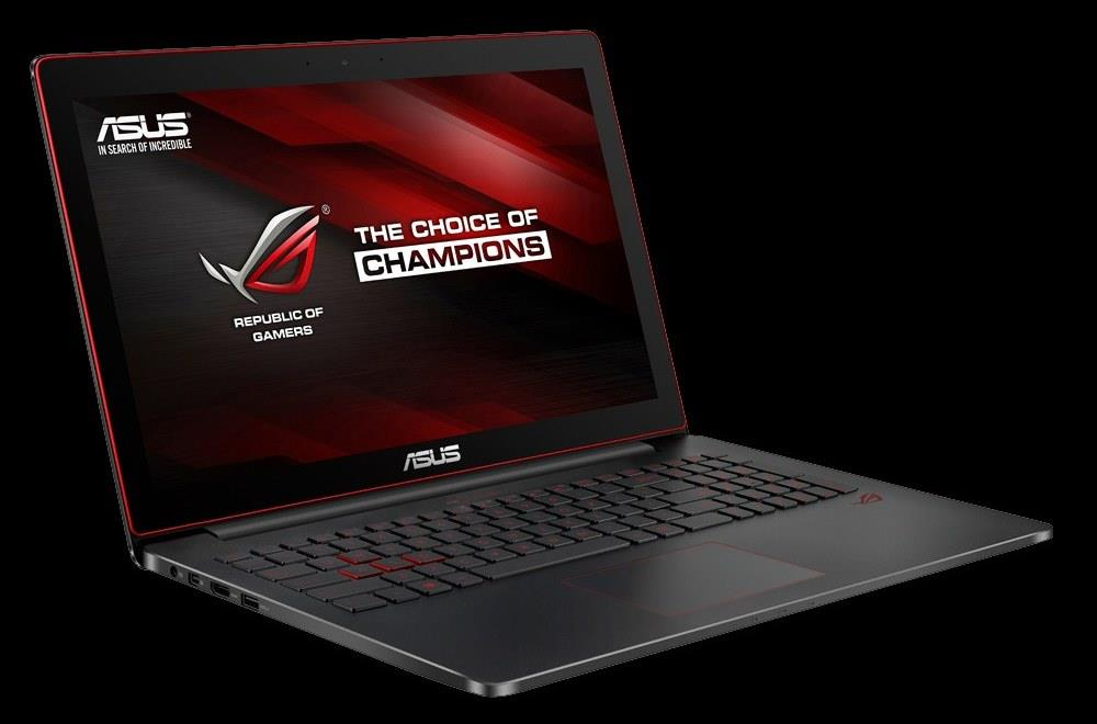 ASUS ROG G501; il notebook gaming 4K sottile