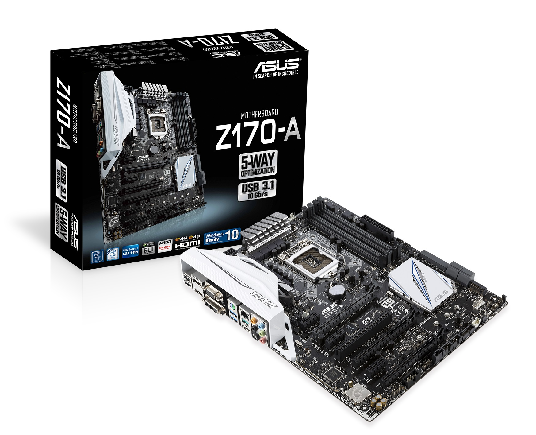 ASUS Z170 A