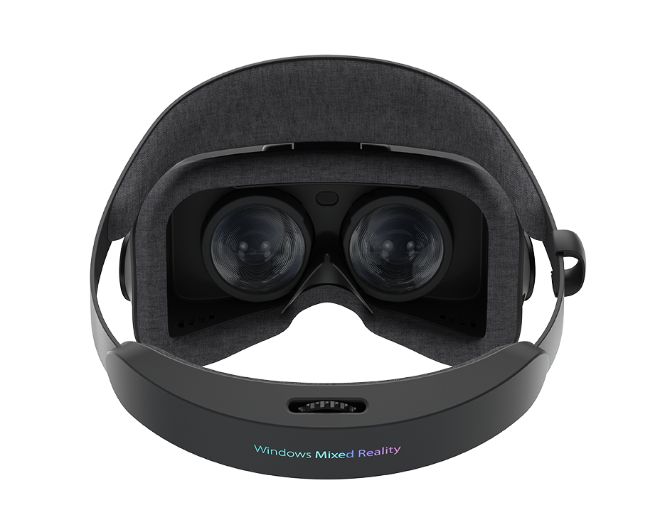 ASUS Windows Mixed Reality Headset HC102 Product photo 01