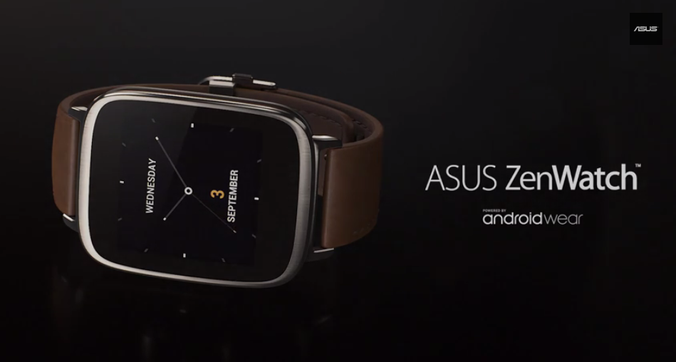 asus zenwatch official
