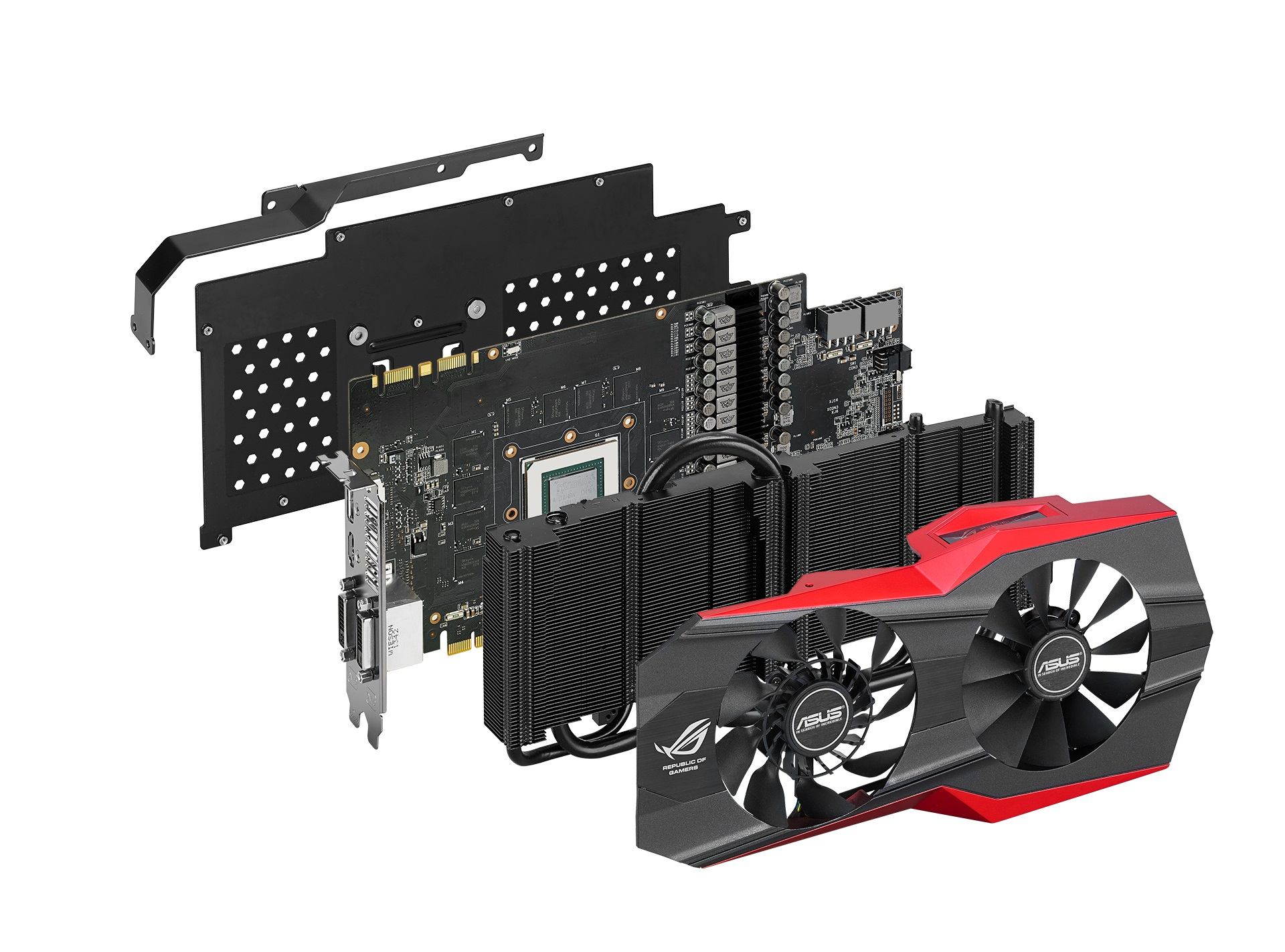 ASUS prepara due nuove schede video ROG: la Matrix R9 290X e la Matrix GTX 780 Ti