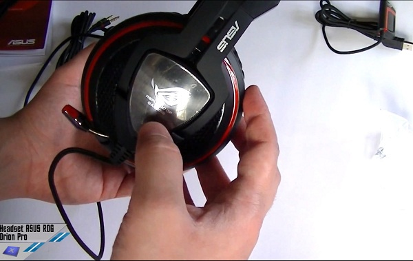 [Anteprima] Headset ASUS ROG Orion Pro