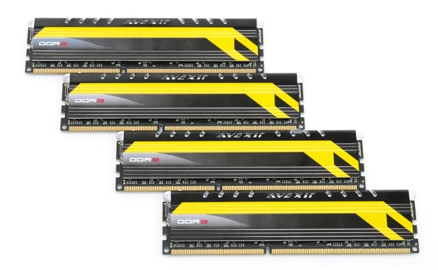 Nuovo kit di RAM AVEXIR Core MSI MPOWER Memory Edition