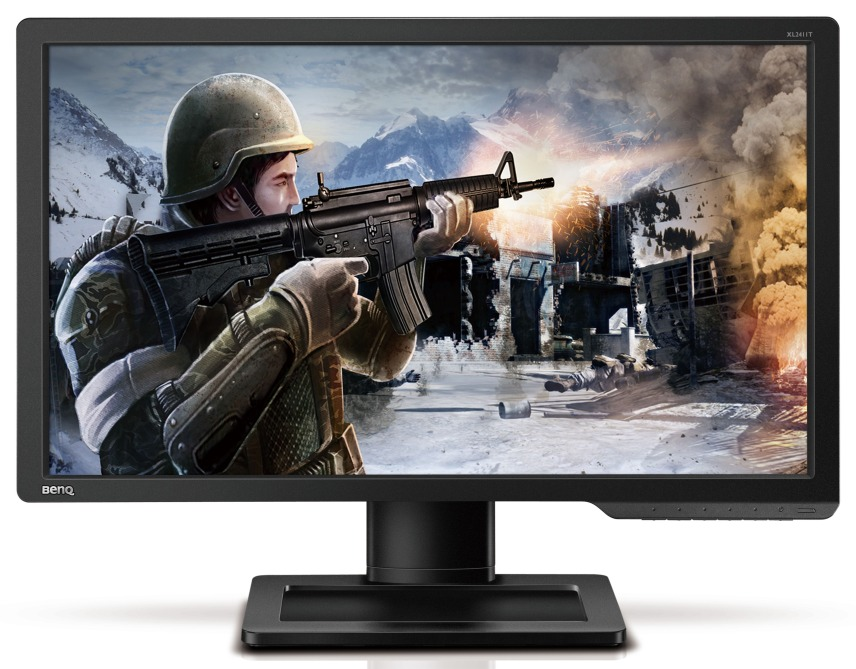 BenQ XL2411T ora disponibile all'acquisto