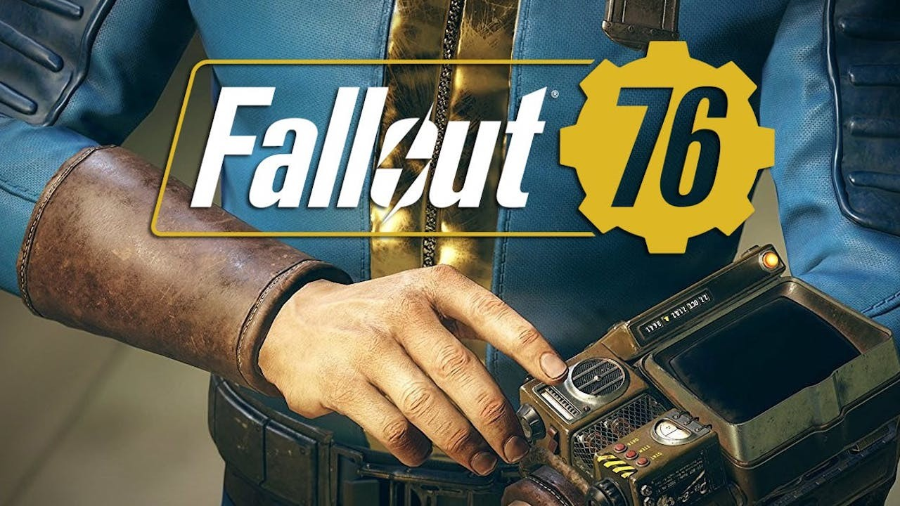 Fallout 76 intro