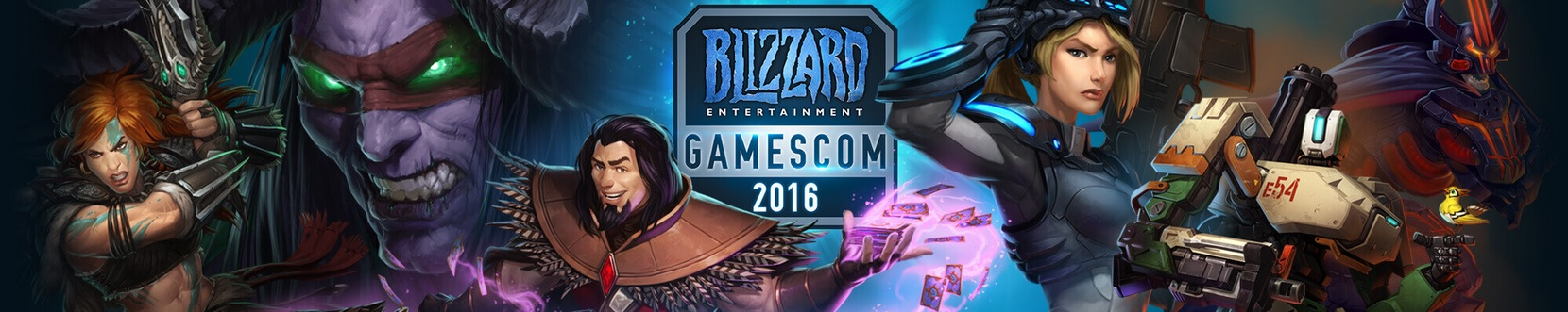 Blizzard Entertainment presenta le sue novità alla Gamescom