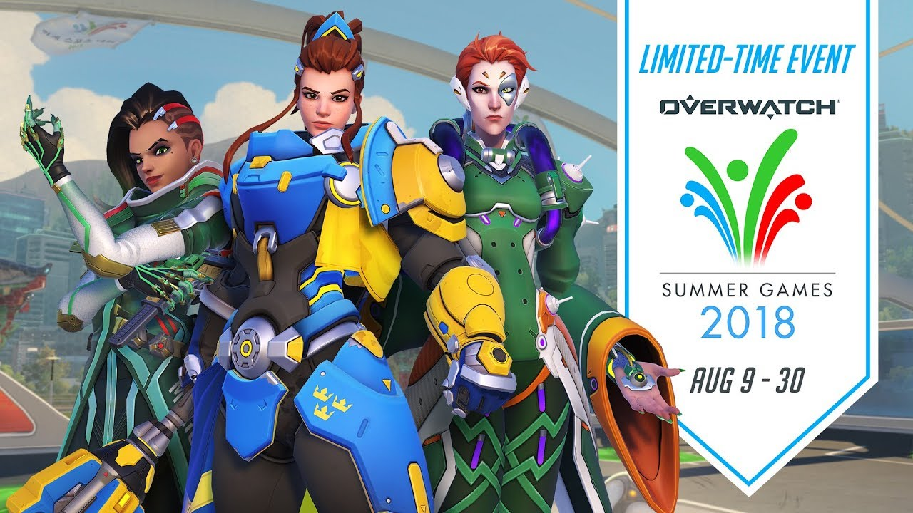 OW Summer Games 2018