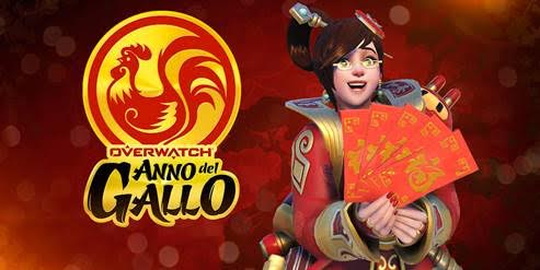 Overwatch: Anno del Gallo Disponibile