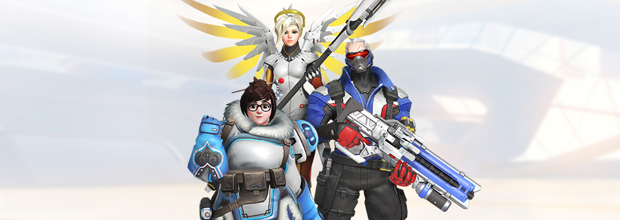 Overwatch Free Weeknd