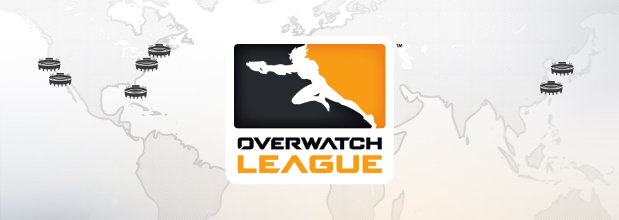 Al via l'Overwatch League
