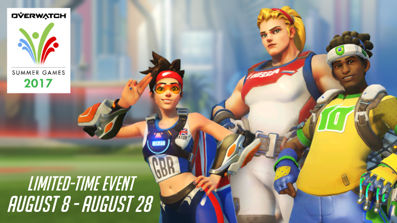 I Summer Games tornano su Overwatch