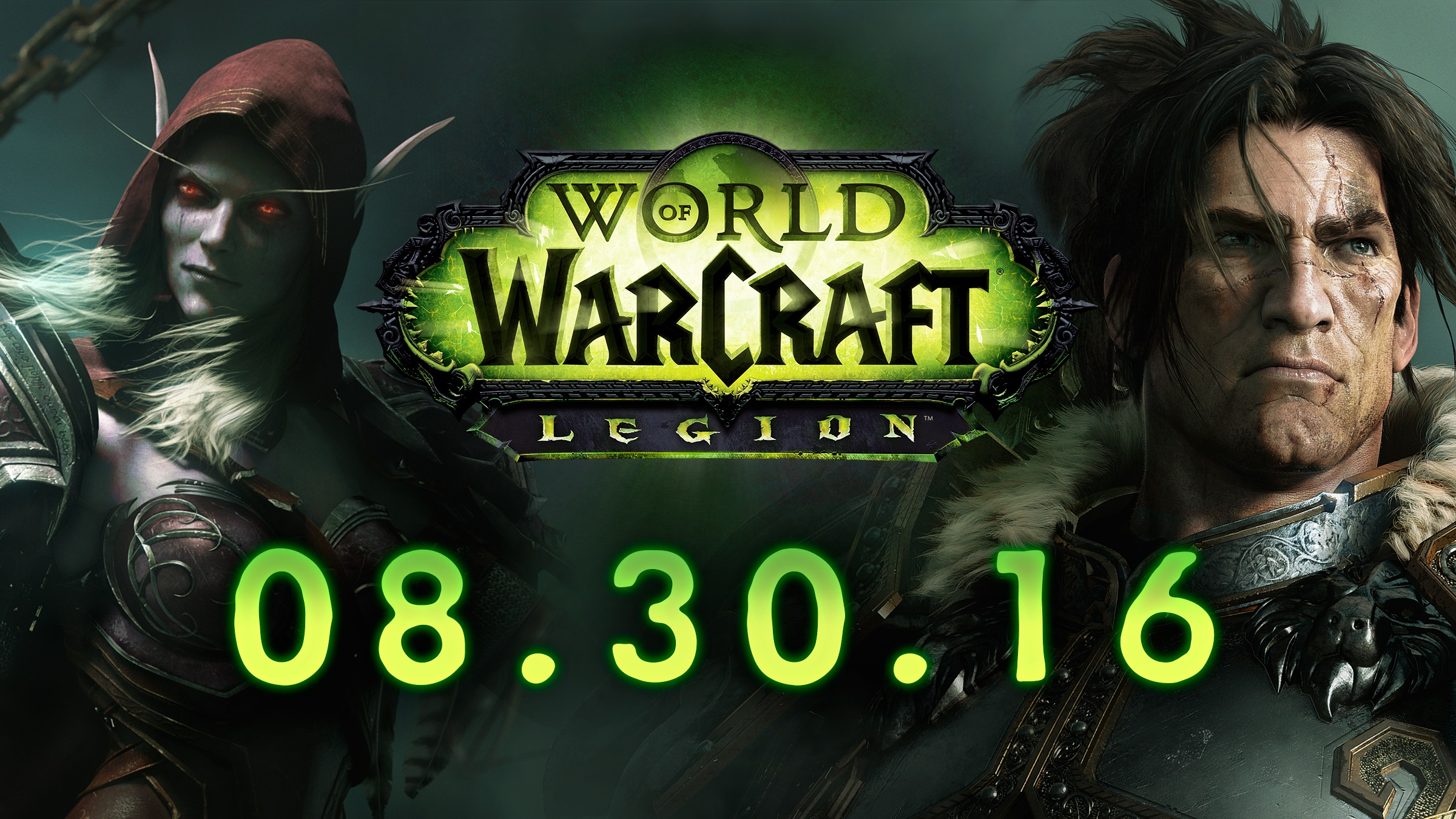World of Warcraft Legion Agosto 30