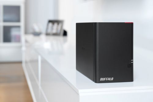 NAS Buffalo LinkStation serie 200 per l'utenza mobile